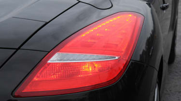 Peugeot RCZ GT headlight