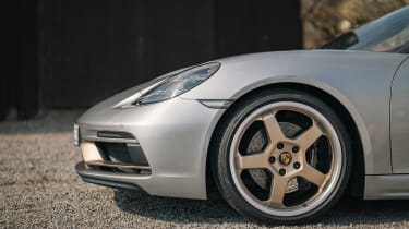 Porsche Boxster 25 Years - wheel