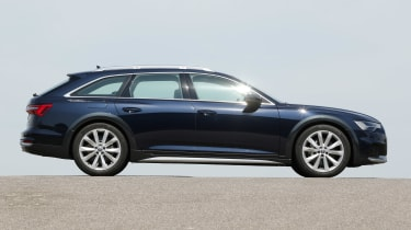 Audi A6 Allroad - side static