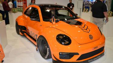Tanner Foust ENEOS RWB VW Beetle SEMA