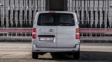 Toyota Proace electric - rear