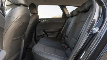 Kia Ceed Sportswgaon - rear seats