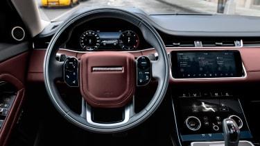 New 2019 Range Rover Evoque wheel