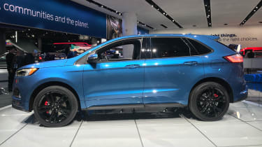 Ford Edge ST revealed - side