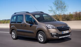 Citroen Berlingo Multispace 2015 front