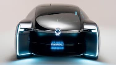 Renault EZ-Ultimo - full front studio