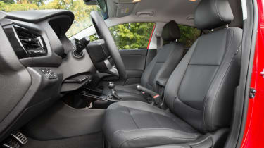 New Kia Rio - official interior 3