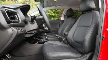 New Kia Rio - official interior 3
