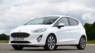 Ford Fiesta - front static