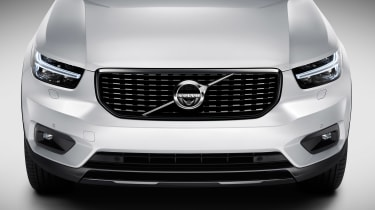 Volvo XC40 - grille