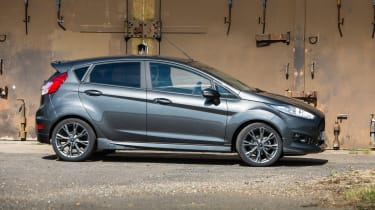 Ford Fiesta ST-Line - side static