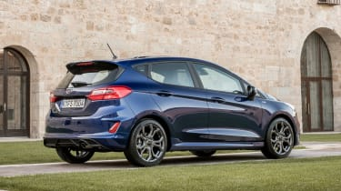 Ford Fiesta ST-Line - rear static