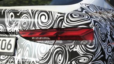 Audi S5 Sportback - spyshot 9