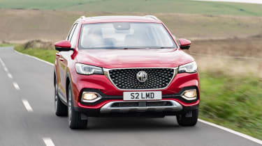 MG HS PHEV - front