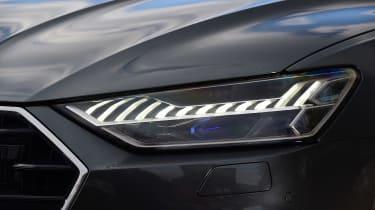 Audi A7 Sportback - front light