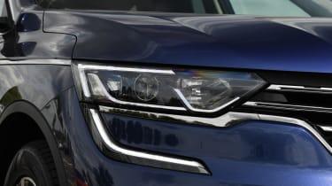 Renault Koleos - Headlight