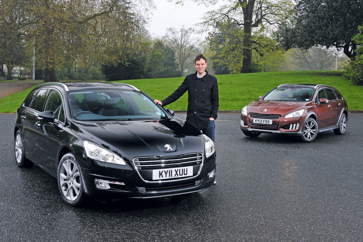 Peugeot 508 Sw Fourth Report Long Term Tests Auto Express