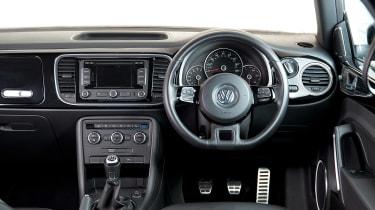 Used Volkswagen Beetle - dash