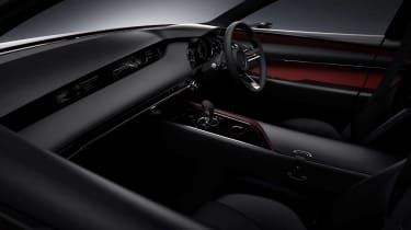 Mazda Kai concept - interior