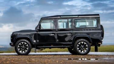 Land Rover Defender Works V8 - side static