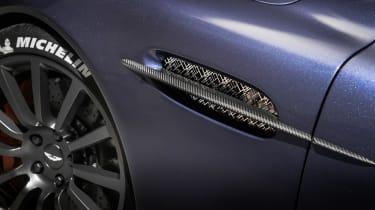 Aston Martin Vanquish by Callum - side detail