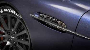 Aston Martin Vanquish by Callum - side detail