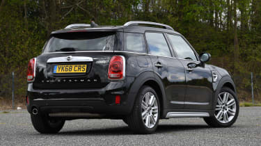 MINI Countryman - rear static