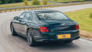 Bentley Flying Spur Hybrid - rear