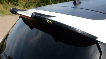 Ford Fiesta ST M225 - rear spoiler