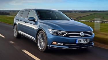 Volkswagen Passat Estate - front