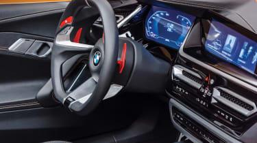 BMW Concept Z4 - interior
