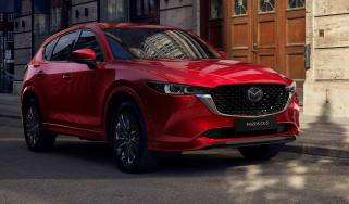Mazda CX-5 - front
