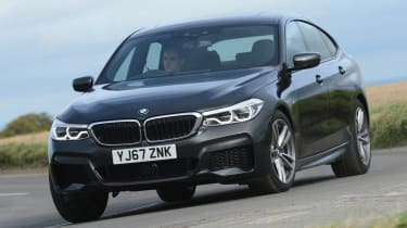 Used BMW 6 Series GT - front action