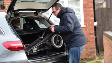 Mercedes GLC long-term third report - buggy