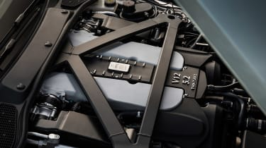 Aston Martin DB11 AMR - engine