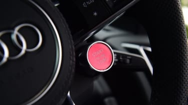Audi R8 - start