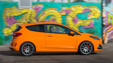 Ford Fiesta ST Performance - side
