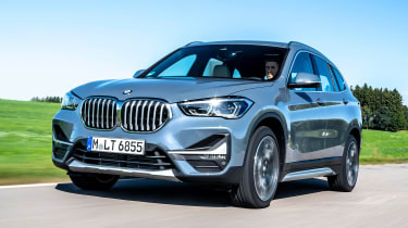BMW X1 - front