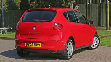 Used SEAT Altea - rear