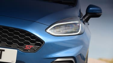 Ford Fiesta ST - front light