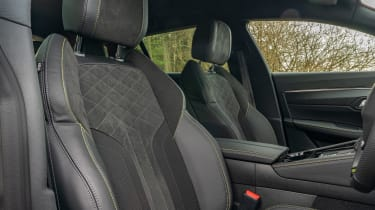 Peugeot 508 Sport Engineered - front seats