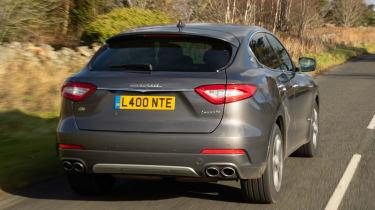 Maserati Levante GranLusso - rear