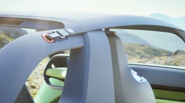 Volkswagen ID. Buggy concept - roof