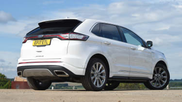 Ford Edge Vignale - rear static