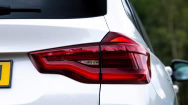 BMW iX3 - rear lights