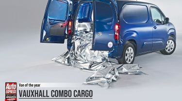 Vauxhall Combo Cargo - 2019 Van of the Year