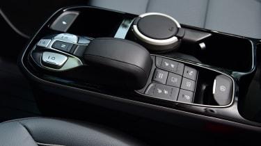 Hyundai Ioniq Electric - modes