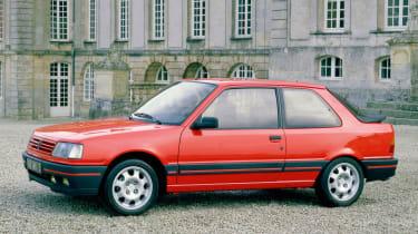 Peugeot Sport - Peugeot 309 GTi