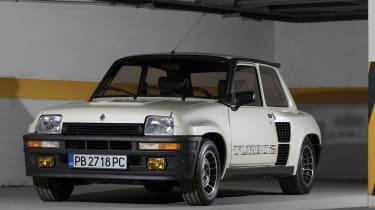 RM Sotheby's 2017 Paris auction - 1983 Renault 5 Turbo 2 front