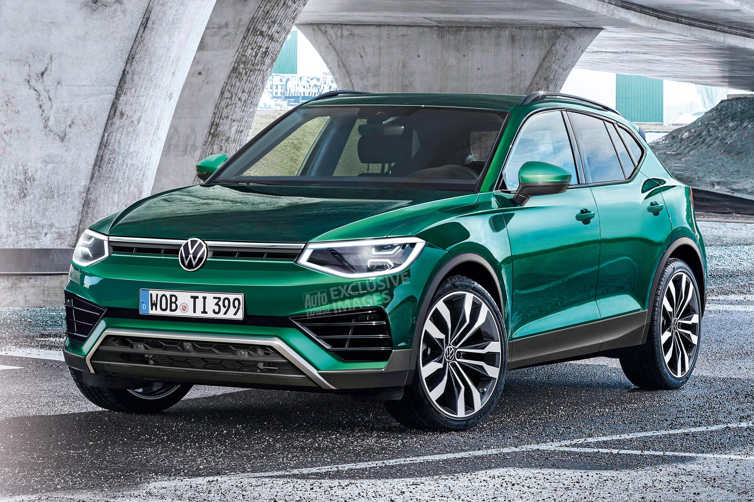 new 2022 volkswagen tiguan set for radical new look  auto